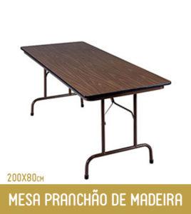 Imagem Mesa Pranchão 200x80cm