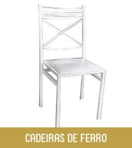 Imagem Cadeiras de Ferro